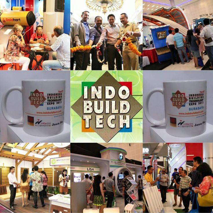 La Torre… Around the World Indobuildtech Jakarta