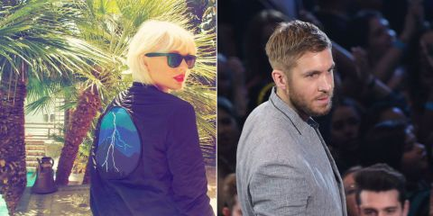 July 13, 2016 - Taylor Swift's rep confirmed the rumors this morning, she did write ex -bf Calvin Harris' latest song with Rihanna despite previous denials. It was written under  the alias, Nils Sjoberg.