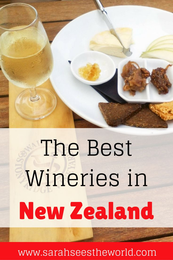 New Zealand is known for its wine so why not go on a brewery tour while you're here! Check out our 7 favorite wineries in New Zealand to grab a bite to eat and have a nice glass of wine. If you love wine as much as we do, you'll definitely want to save this pin to your travel or wine board.