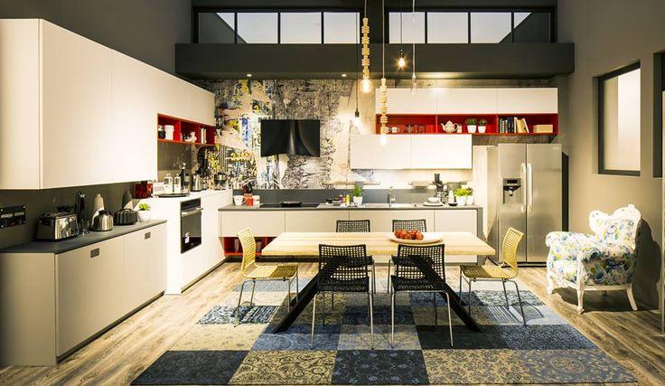 16 best Cucine moderne images on Pinterest