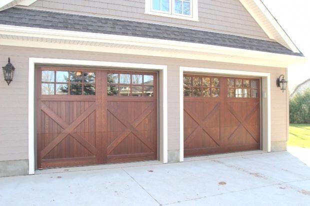 Incredible Ideas To Check Out Garagedoorbrickhouse In 2020 Garage Door Design Modern Garage Doors House Exterior