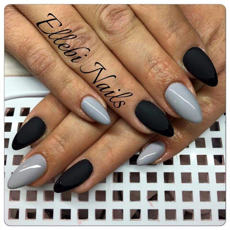 nero opaco  grigio