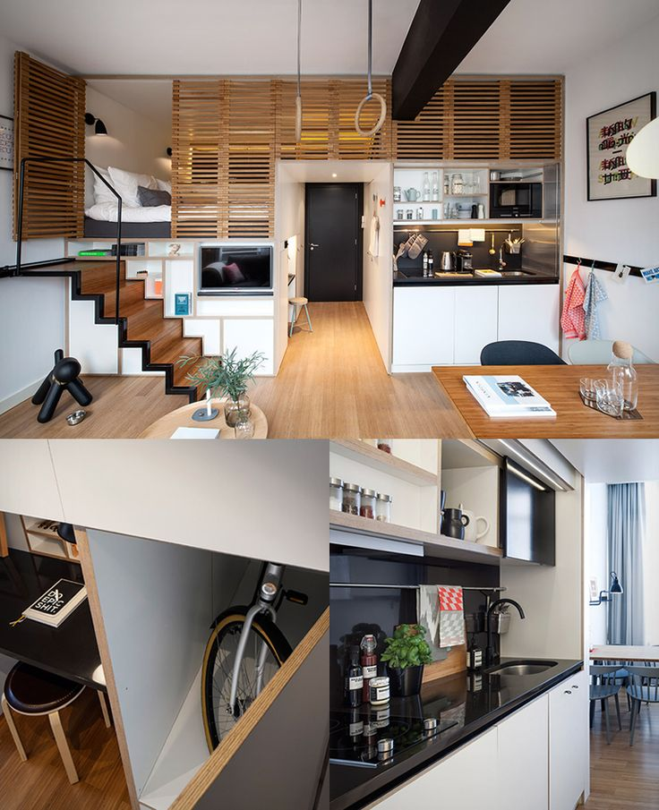 Micro Apartments: Zoku Loft Micro Apartments