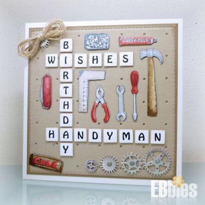 Felicitaties aan handyman