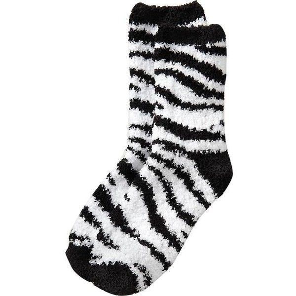 Old Navy Womens Animal Print Cozy Socks (£2.83) ❤ liked on Polyvore featuring intimates, hosiery, socks, accessories, shoes, women, elastic socks, old navy socks, old navy and animal print socks