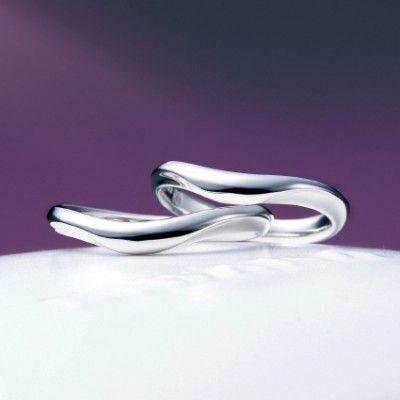 【ヤマトヤ富士店】俄 月の雫 結婚指輪(結婚指輪) ID3447   yamatoya(ヤマトヤ)   マイナビウエディング