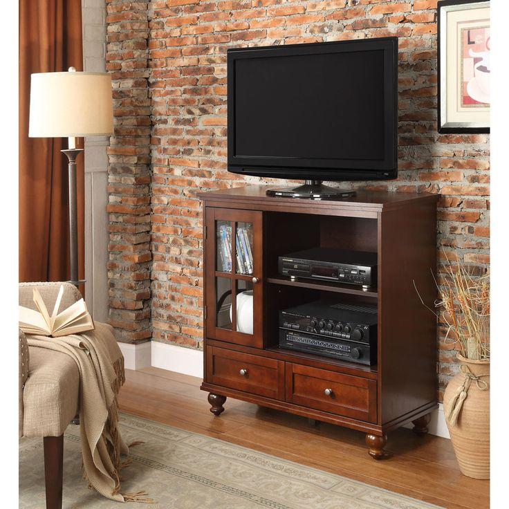 "Convenience Concepts Designs2Go TV Stand 36""W"