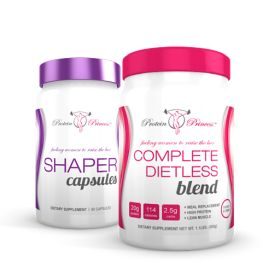 Complete Dietless blend – 500g Shaper Capsules – 90 capsules