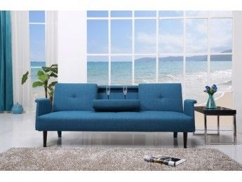 Sofá Cama Mod. Chic Azul Azul   Sofás Cama   Msadecor   Tu Tienda De ·  CouchSofasStore