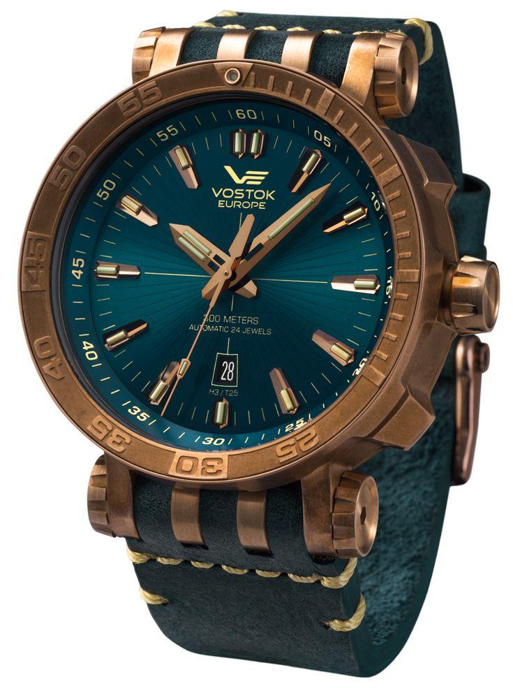 VOSTOK EUROPE Uhren günstig kaufen • uhrcenter Uhren Shop