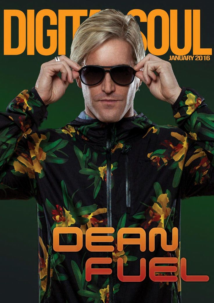 Digital Soul January 2016  The Marijuana issue.