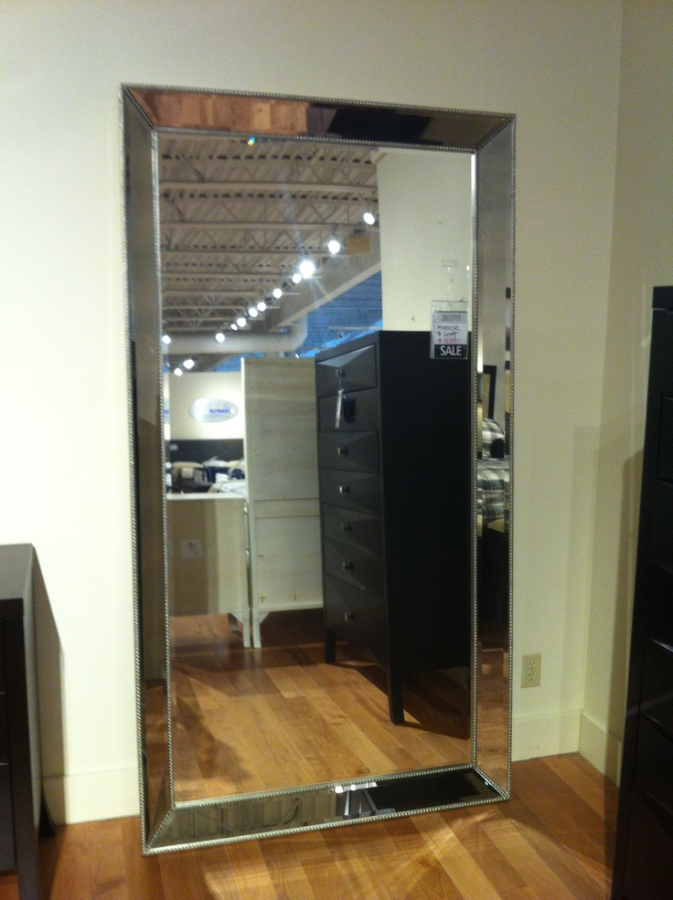 floor to ceiling mirror $899