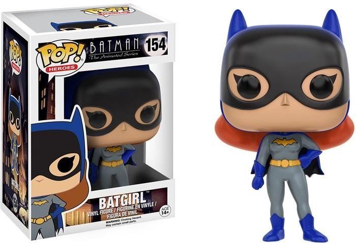 POP! Batman The Animated Series: Batgirl