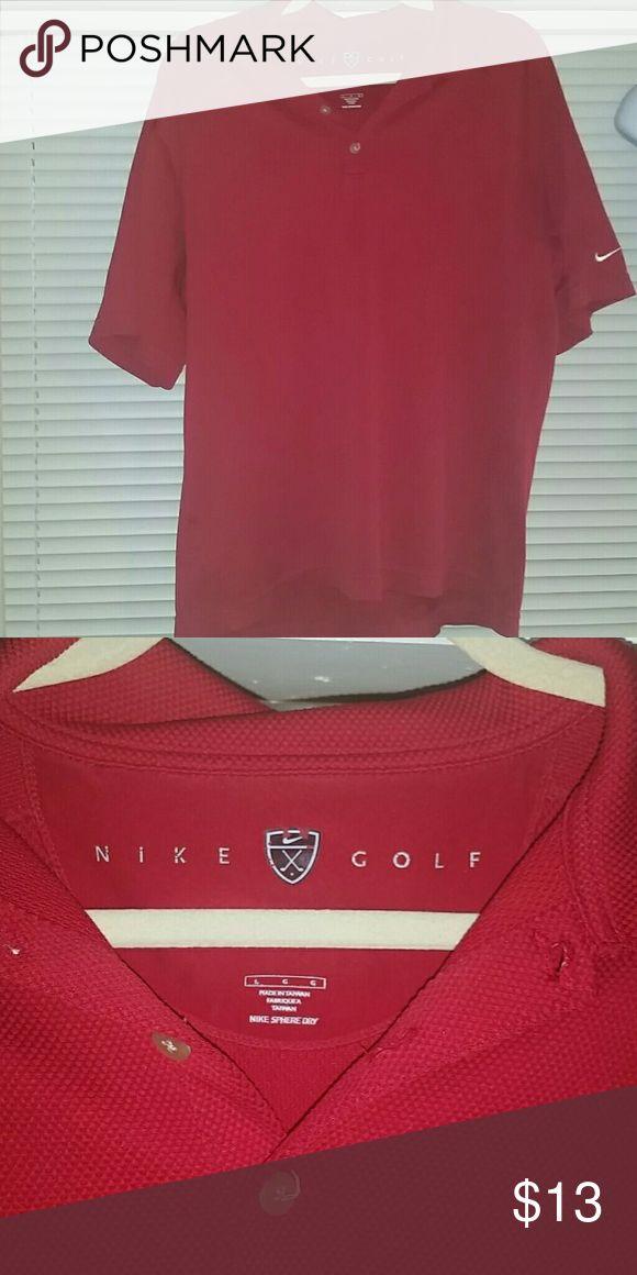 Men's Nike Golf Polo Shirt Great condition! Nike Shirts Polos