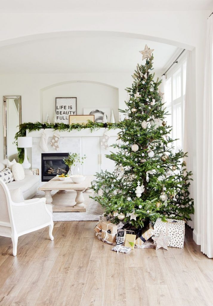 Christmas Decor Trends Of 2020 Christmas Celebration All About Christmas Neutral Christmas Decor Minimalist Christmas Tree Christmas Decor Trends