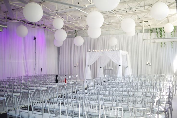 Outside the cake box weddings @Airship37 Event Venue Creating Your Vision