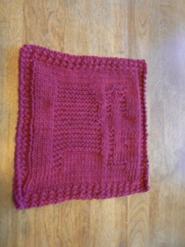 Knitted Dishcloth Patterns States : 879 best images about Dishcloths/Washcloths on Pinterest Free pattern, Dish...