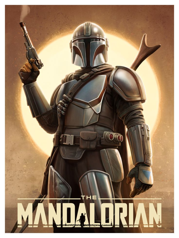 The mandalorian high noon variant by pablo olivera