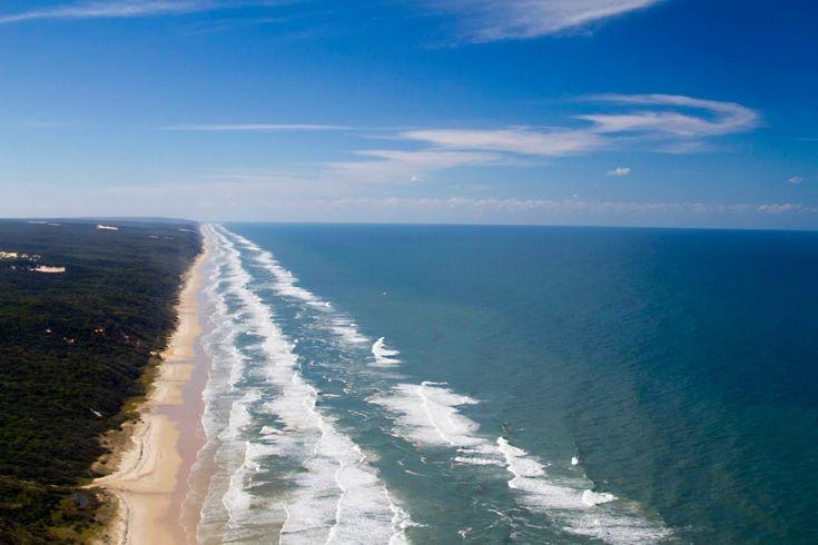 Девяносто километровый пляж, штат Виктория, Австралия