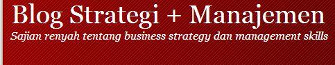Belajar Strategi Manajemen Bisnis