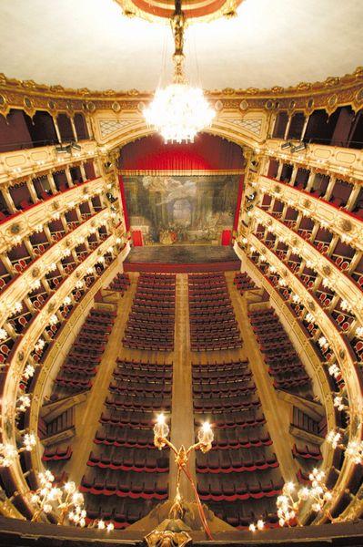Teatro Amilcare Ponchielli Cremona