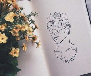 Flowers Art And Drawing Image Art Pinterest Aesthetic