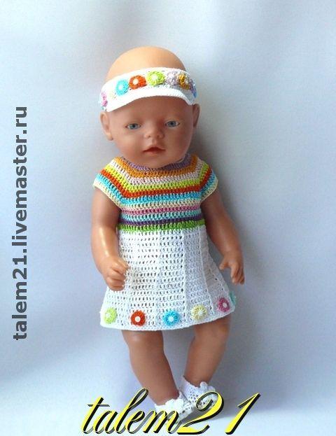 Leuk Zomerjurkje Pro Panenky Pinterest Baby Born Dolls