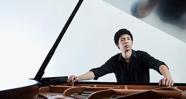 Concero del pianista Jorge Nava
