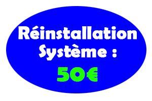 Déjà chez AlloPanasOrdi ! Besoin de revenir à 0 ? Réinstallez votre système ! http://www.allopanasordi.fr/tarifs/tarifs-depannage-ordinateur-fixe-tour/tarifs-depannage-ordinateur-fixe-tour-reinstallation-systeme
