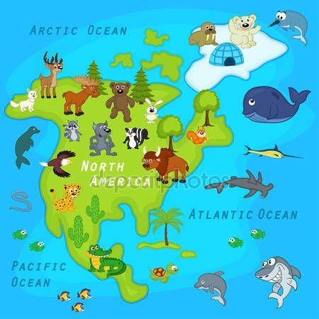 The 25 best America del norte mapa ideas on Pinterest  mapa de