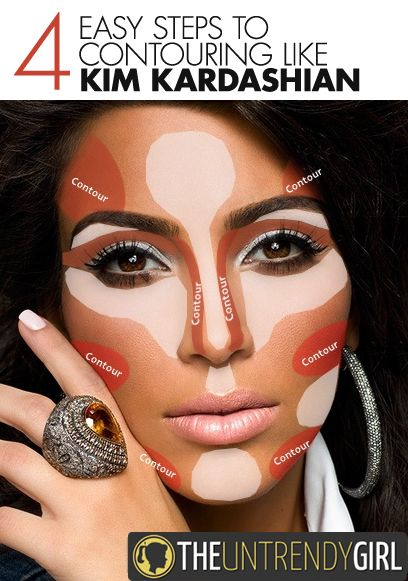 contouring and highlighting your face