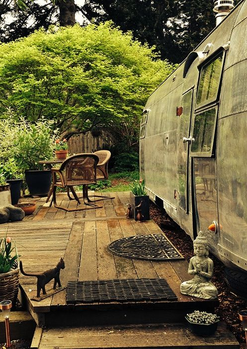 Renting a, Airstream for a camping road trip is a personal dream! Eureka, California