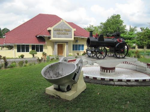 Indonesian Tin Museum