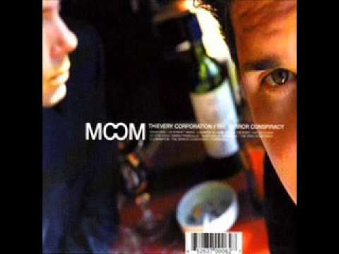 Thievery Corporation - So Com Voce from The Mirror Conspiracy [Eighteenth Street Lounge, 2000]. Downtempo.