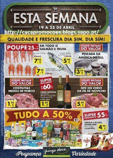Promoções Pingo Doce - Antevisão Folheto 19 a 25 abril - http://parapoupar.com/promocoes-pingo-doce-antevisao-folheto-19-a-25-abril/