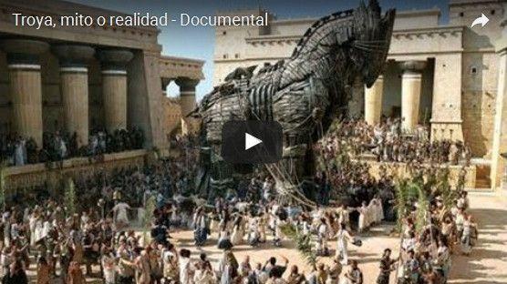 Documental Troya. Mito o realidad.