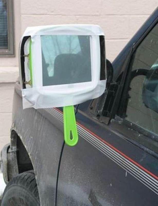 Car Mirror Repair