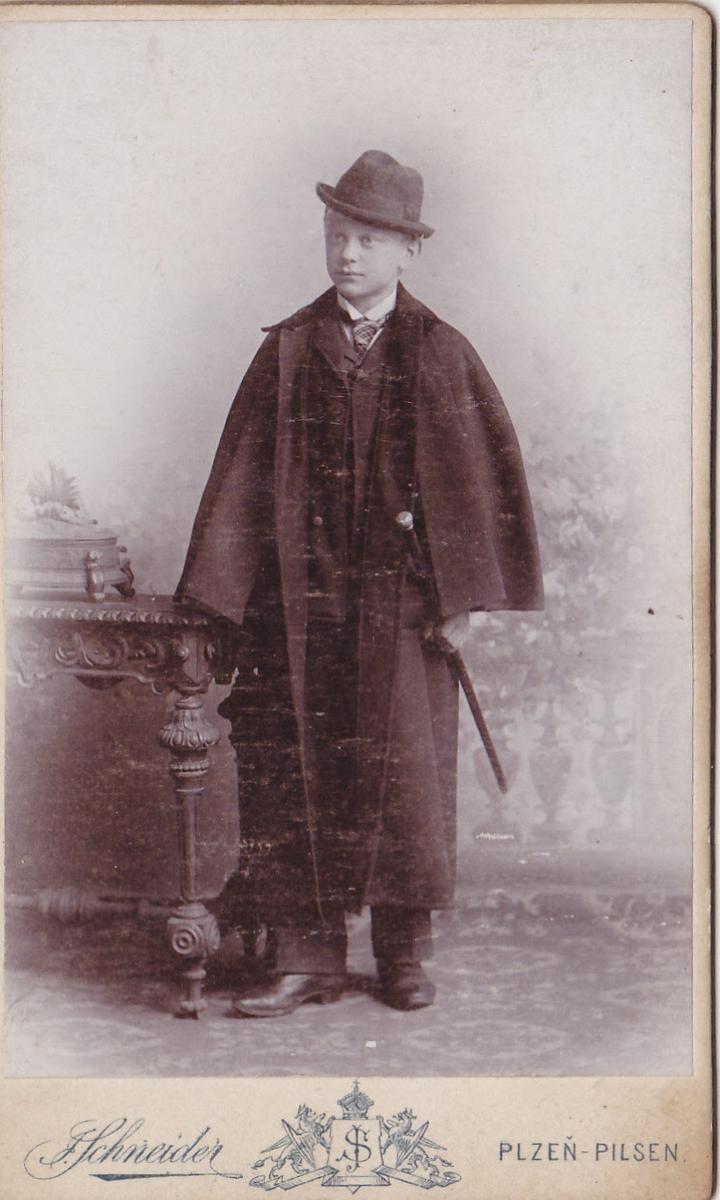 Plzeň,  J. Schneider, dříve vorm. Ant. Ott