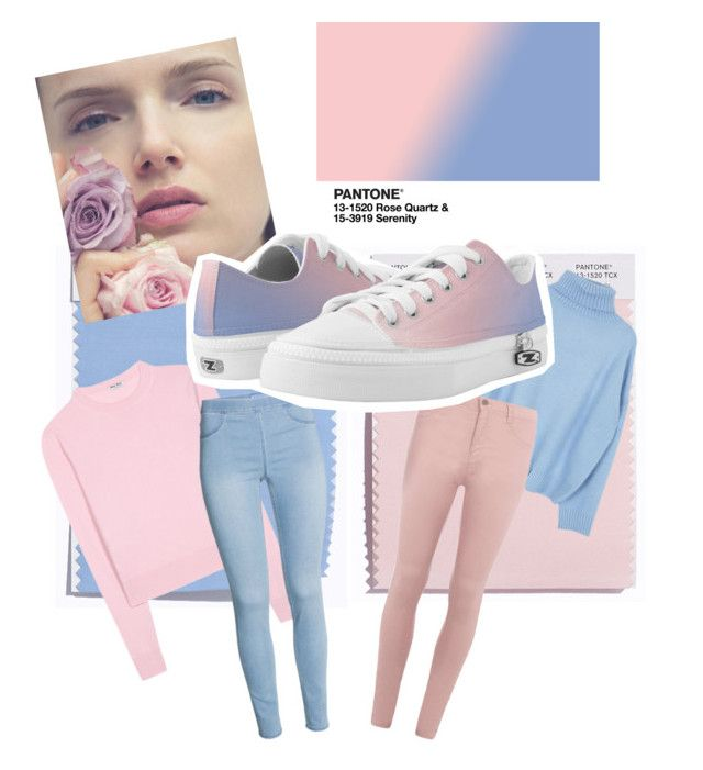 """Pantone looks"" by emma-katexx on Polyvore featuring Miu Miu, Dorothy Perkins, Zipz, women's clothing, women, female, woman, misses and juniors"