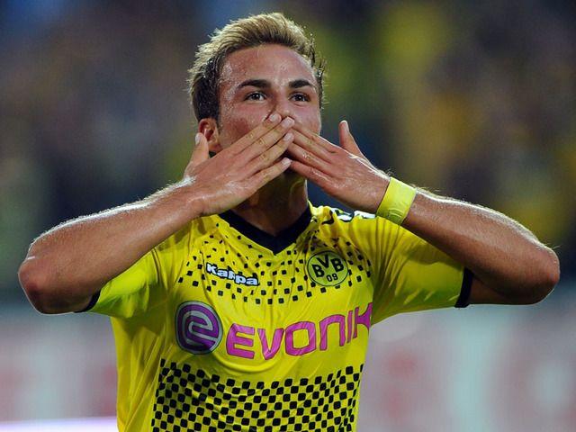 Borussia Dortmund agree terms with Bayern for Mario Gotze [Süddeutsche Zeitung]