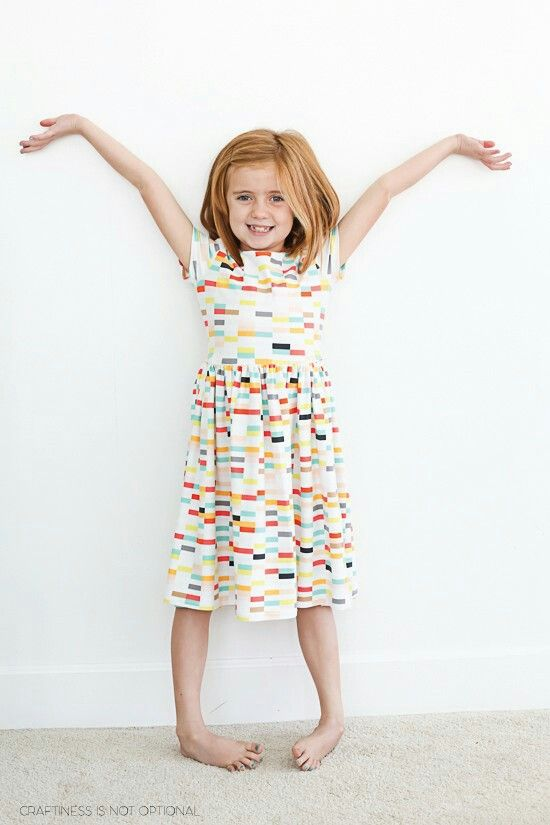 Kensington Dress from Craftiness is not Optional