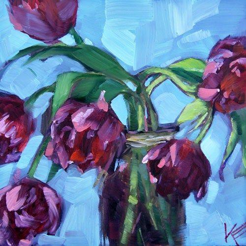 """Truly"" - Original Fine Art for Sale - © Krista Eaton"