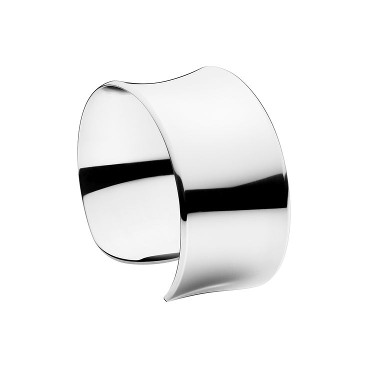 SMITHY CUFFS bangle - sterling silver