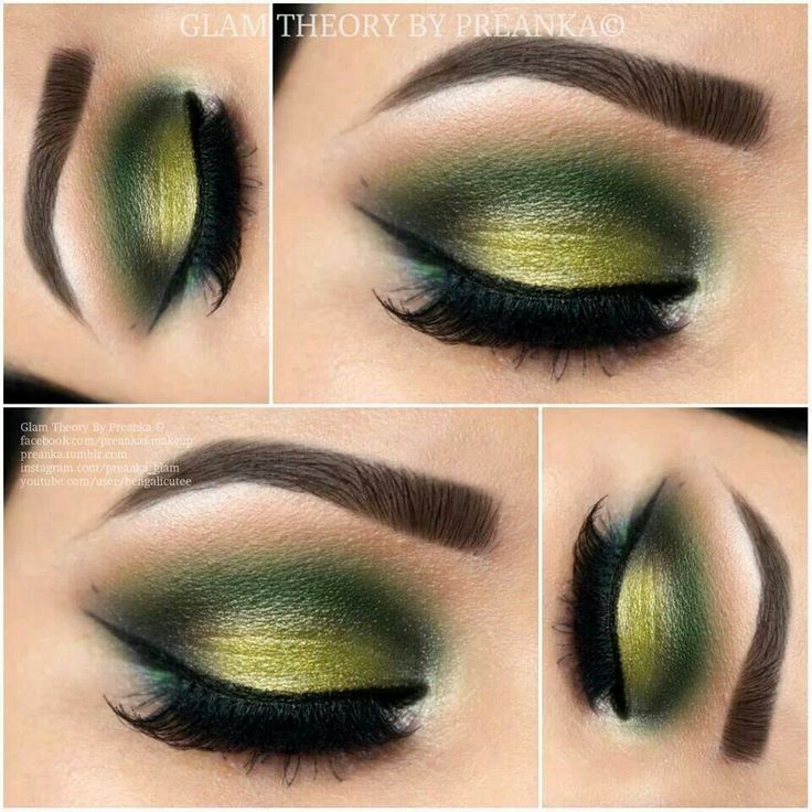 Best 25 Green Eyeshadow Ideas Only On Pinterest Mermaid
