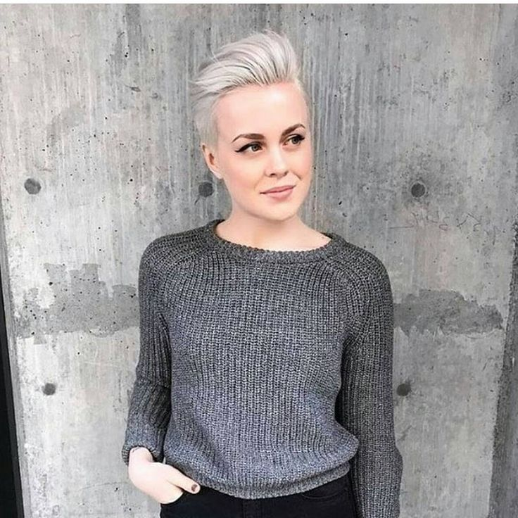 """2,973 Likes, 18 Comments - PixieCut 💇 ShortHair 🎉 Blogger (@nothingbutpixies) on Instagram: """"Great style on @sarahb.h"""""""