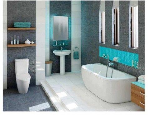 Vyhřátá, suchá a bezpečná – moderní koupelna