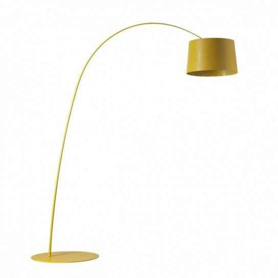 Lampada da terra gialla by Foscarini - Lampade da terra di design e moderne nelle tonalità del giallo.