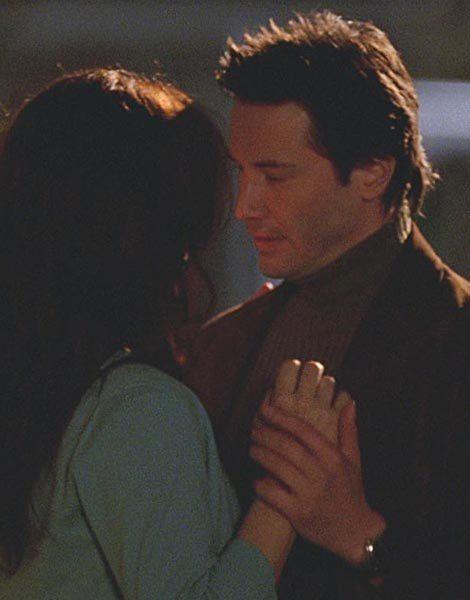 Keanu Reeves and Sandra Bullock - The Lake House (2006)