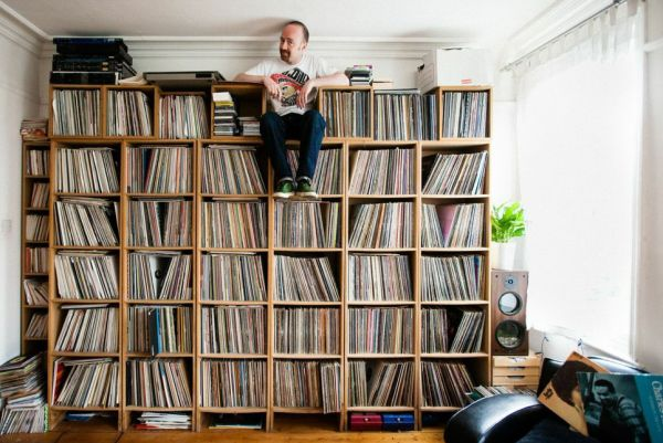 Record collections of vinyl connoisseurs around the world | Creative Boom Magazine