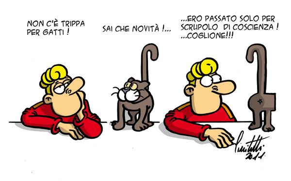 #IoSeguoItalianComics #satira #politica #immigrati